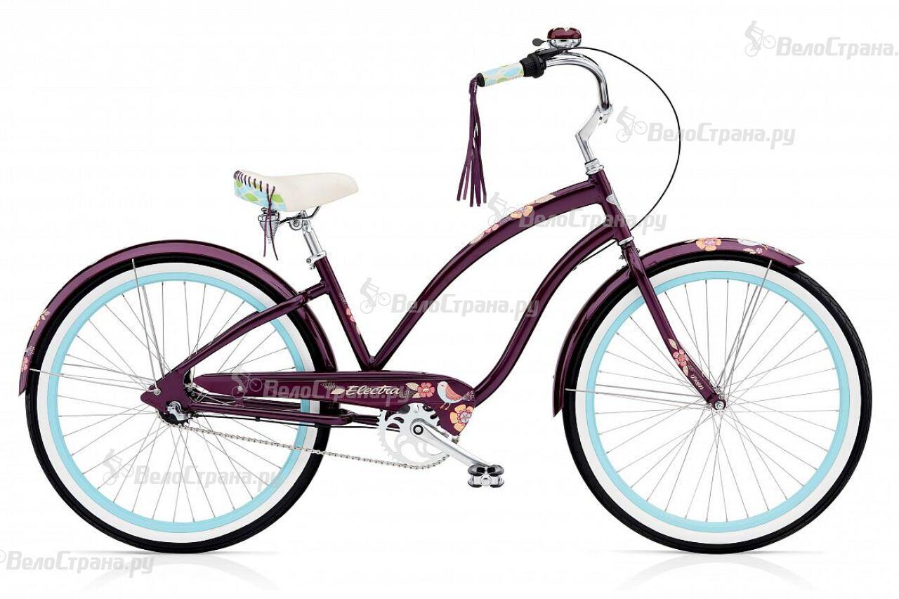 Велосипед Electra Cruiser Wren 3i Ladies (2017) велосипед electra cruiser 3i ladies 2015