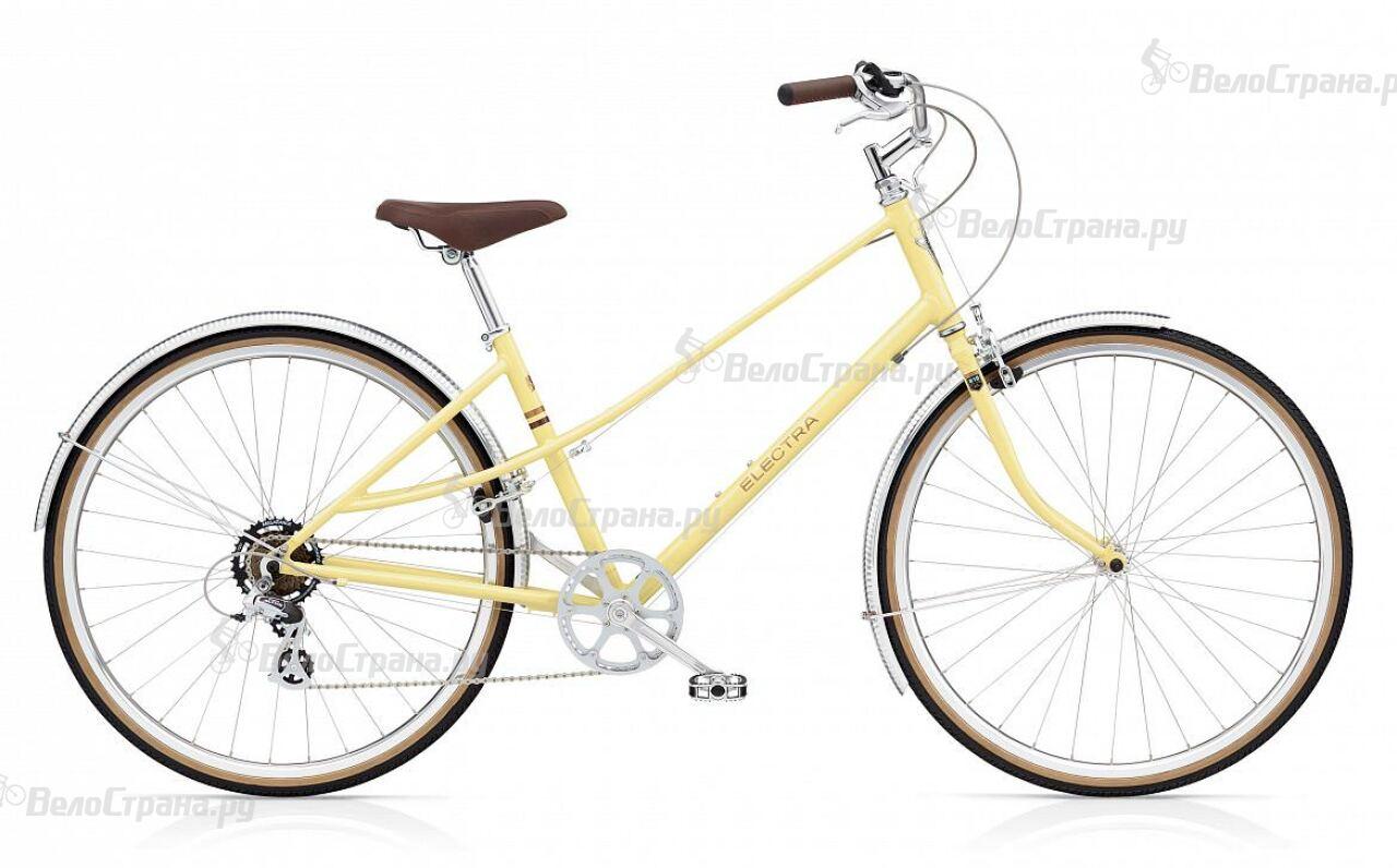 Велосипед Electra Ticino 7D Ladies (2017) велосипед electra ticino 8d mens 2016
