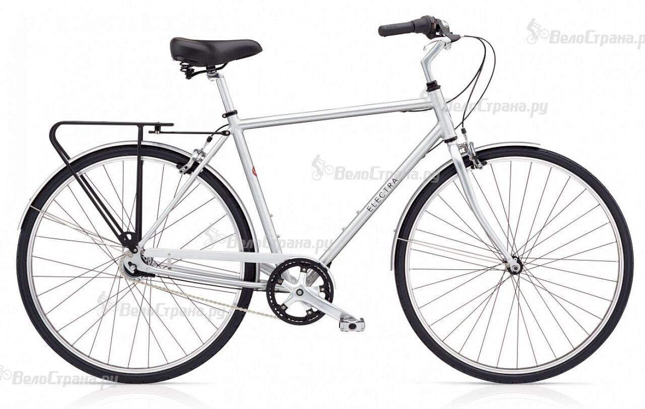 Велосипед Electra Loft 7i Mens (2017) велосипед electra hell betty tandem 7i 2016