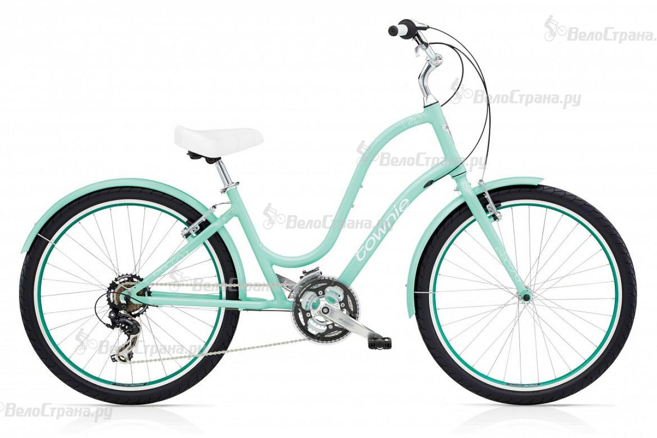 Велосипед Electra Townie Original 21D Ladies (2017)