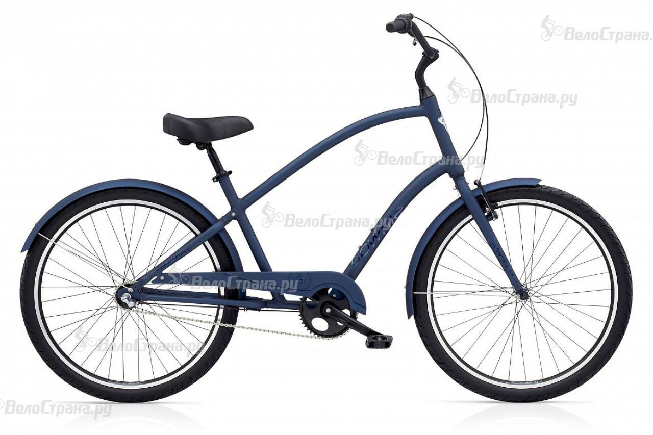 Велосипед Electra Townie Original 3i Mens (2017)