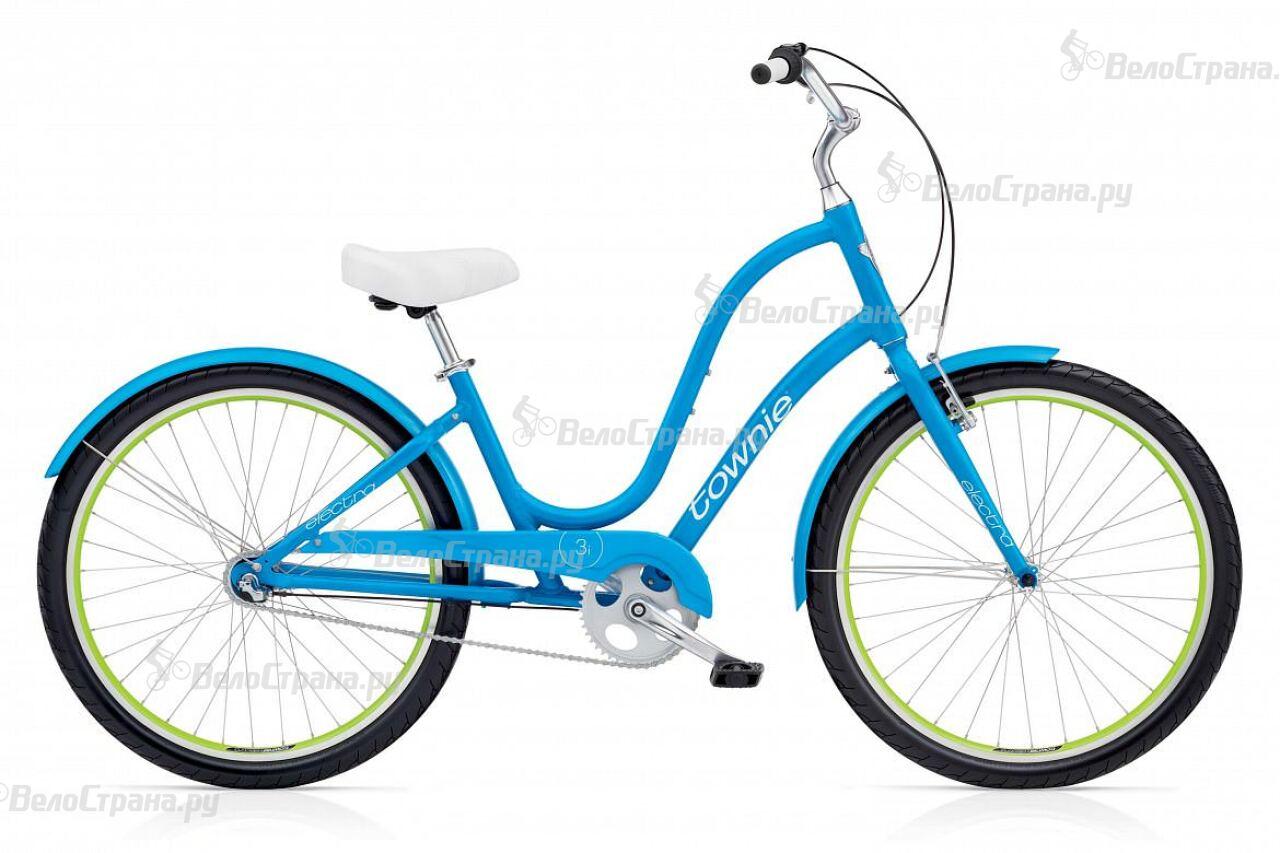 Велосипед Electra Townie Original 3i Ladies (2017)