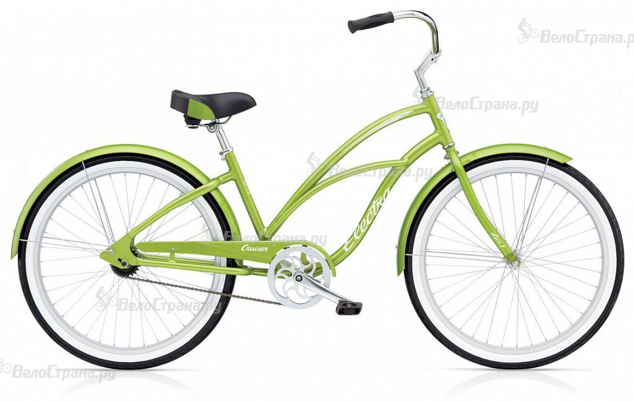 Велосипед Electra Cruiser Lux 3i Ladies (2017) велосипед electra cruiser 3i ladies 2015