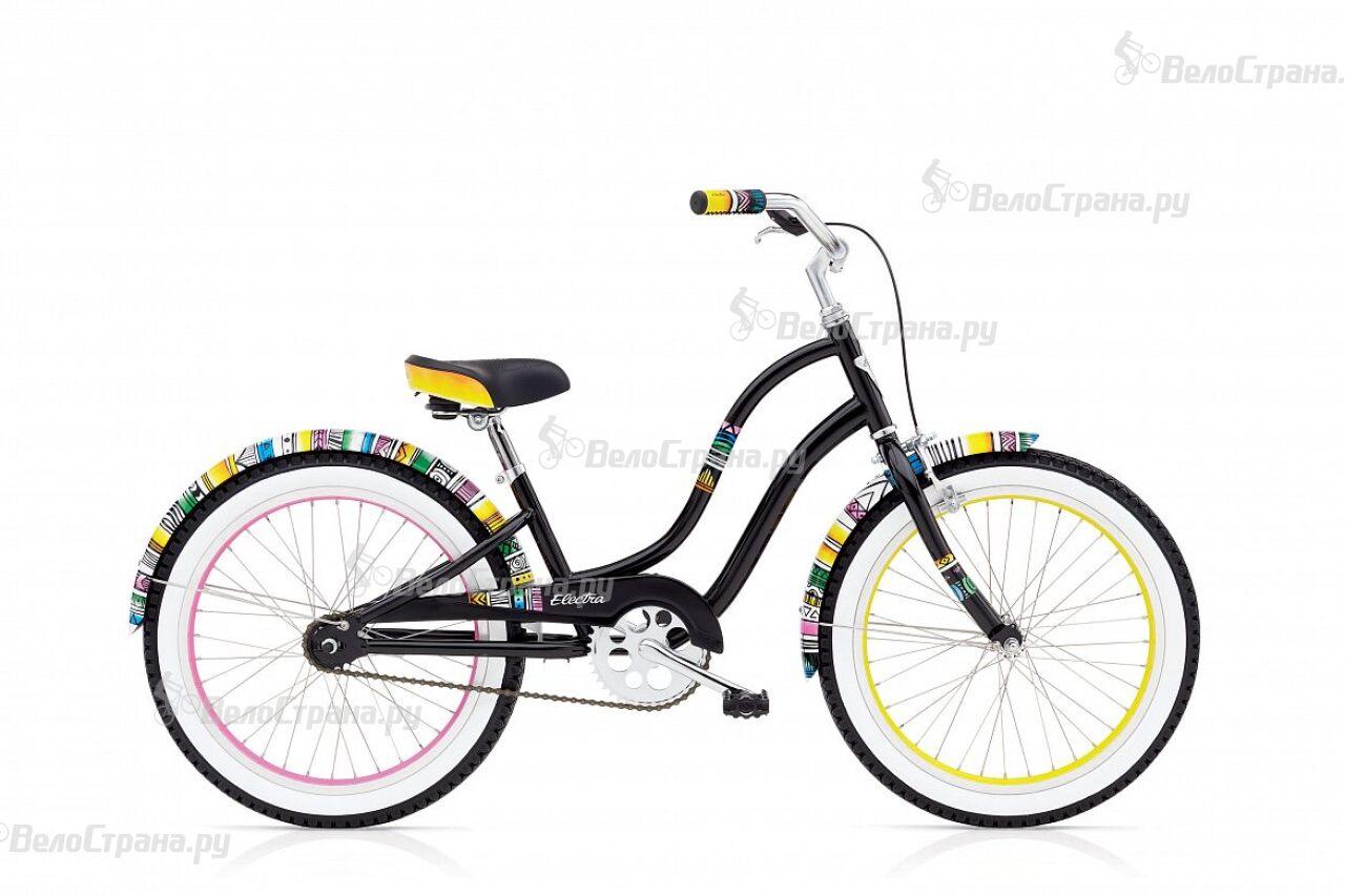 Велосипед Electra Savannah 1 Girls 20 (2017) сандалии savannah savannah sa040awiez63