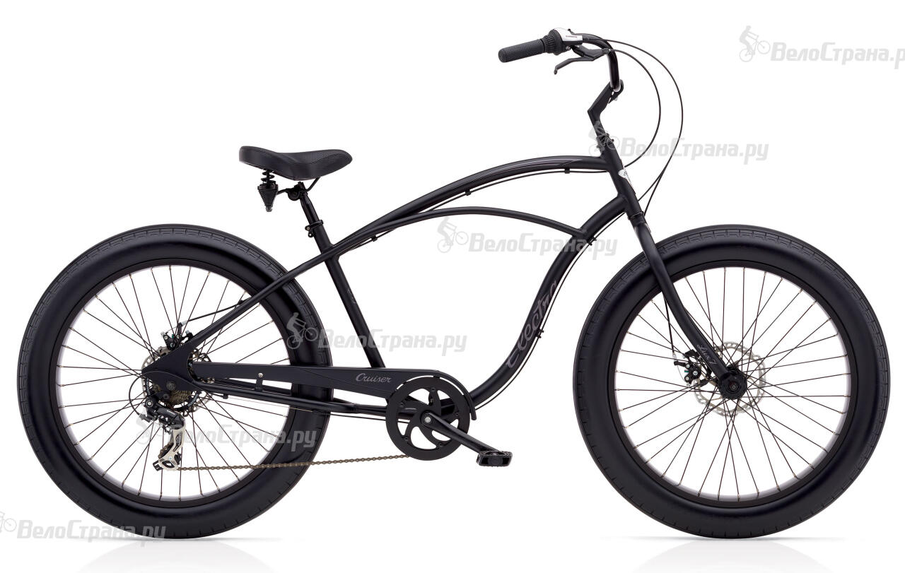 Велосипед Electra Cruiser Lux Fat Tire 7D (2017)