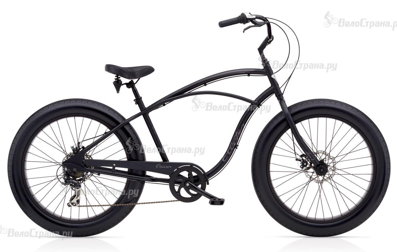 Велосипед Electra Cruiser Lux Fat Tire 7D (2017)
