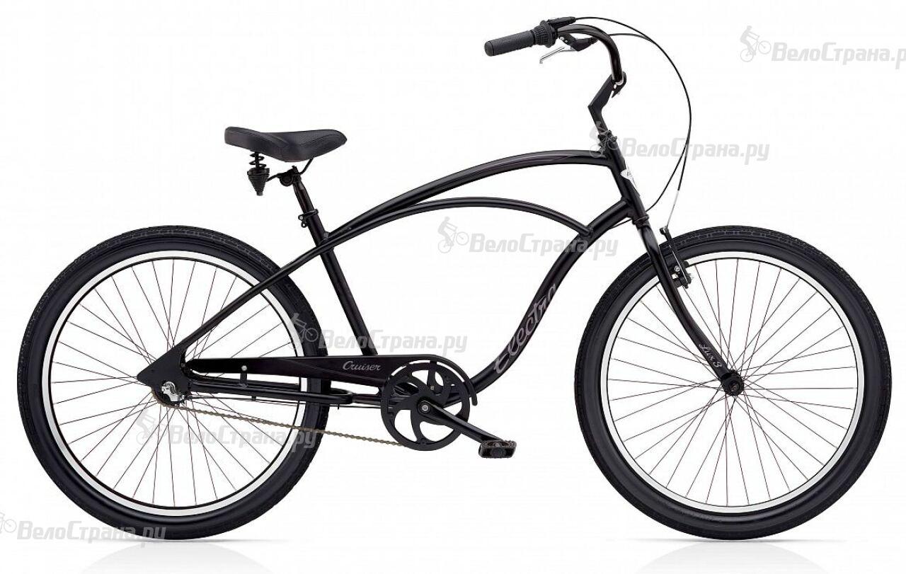 Велосипед Electra Cruiser Lux 3i Men's (2017)