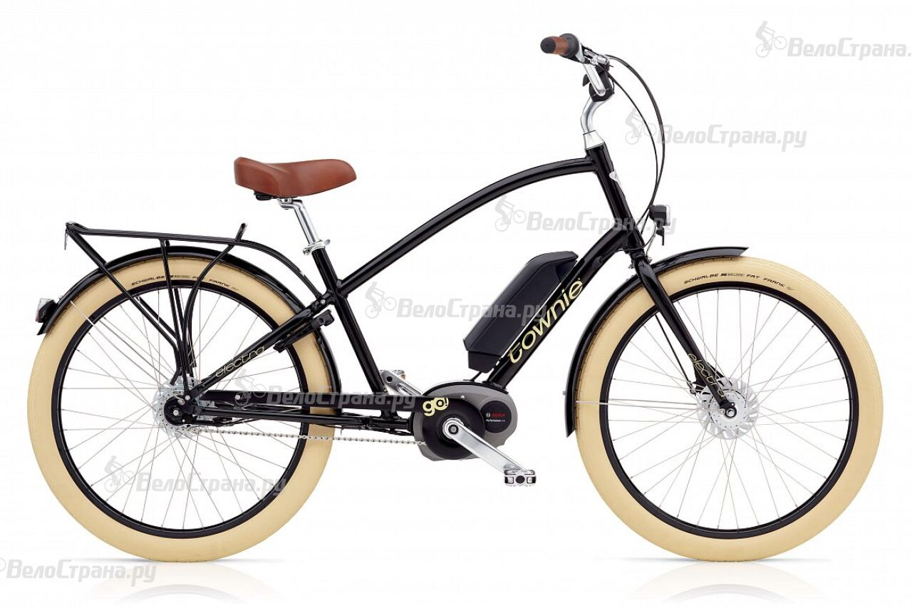 Велосипед Electra Townie GO! 8i Bosch (2017) mourning becomes electra