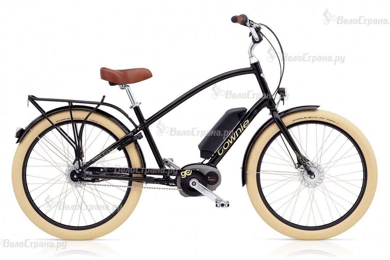 Велосипед Electra Townie GO! 8i Bosch (2017) bosch go 1c