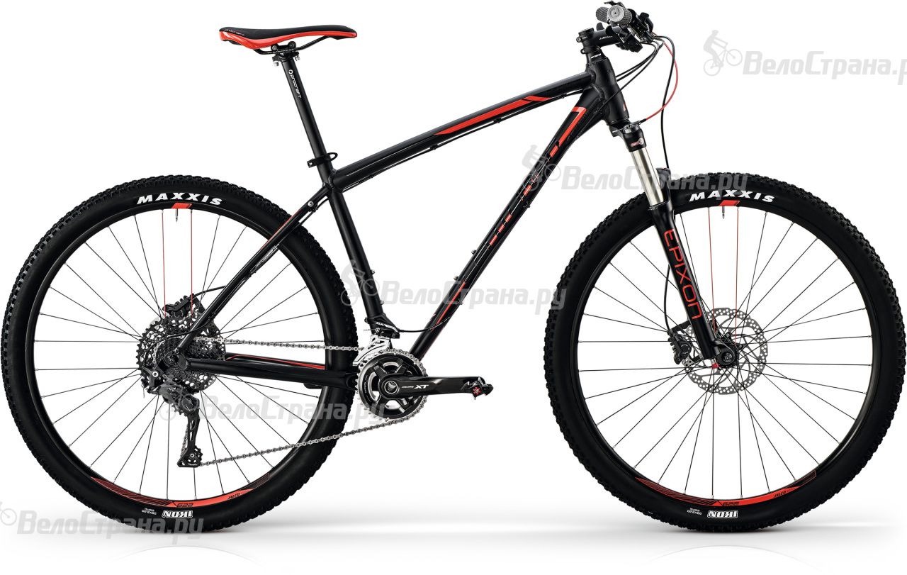 Велосипед Centurion Backfire Pro 800.29 (2017)