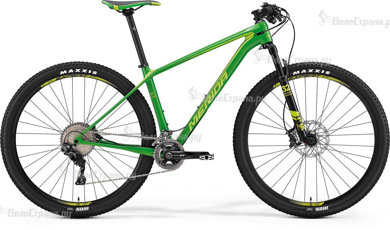 Велосипед Merida Big.Nine XT (2017)