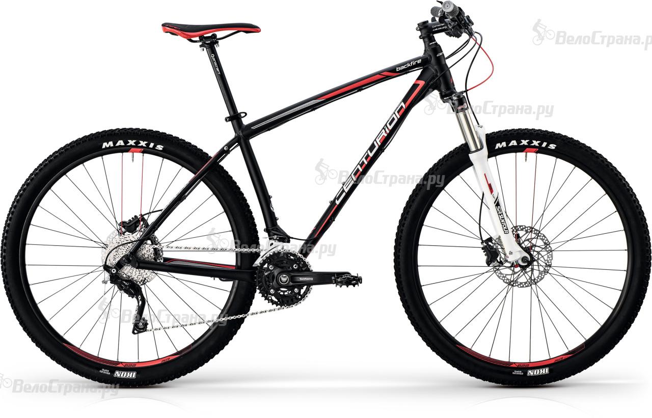 Велосипед Centurion Backfire Pro 600.27 (2017)