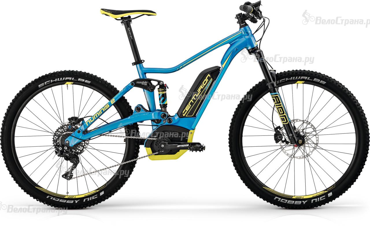 Велосипед Centurion Numinis E 600.27 (2017)
