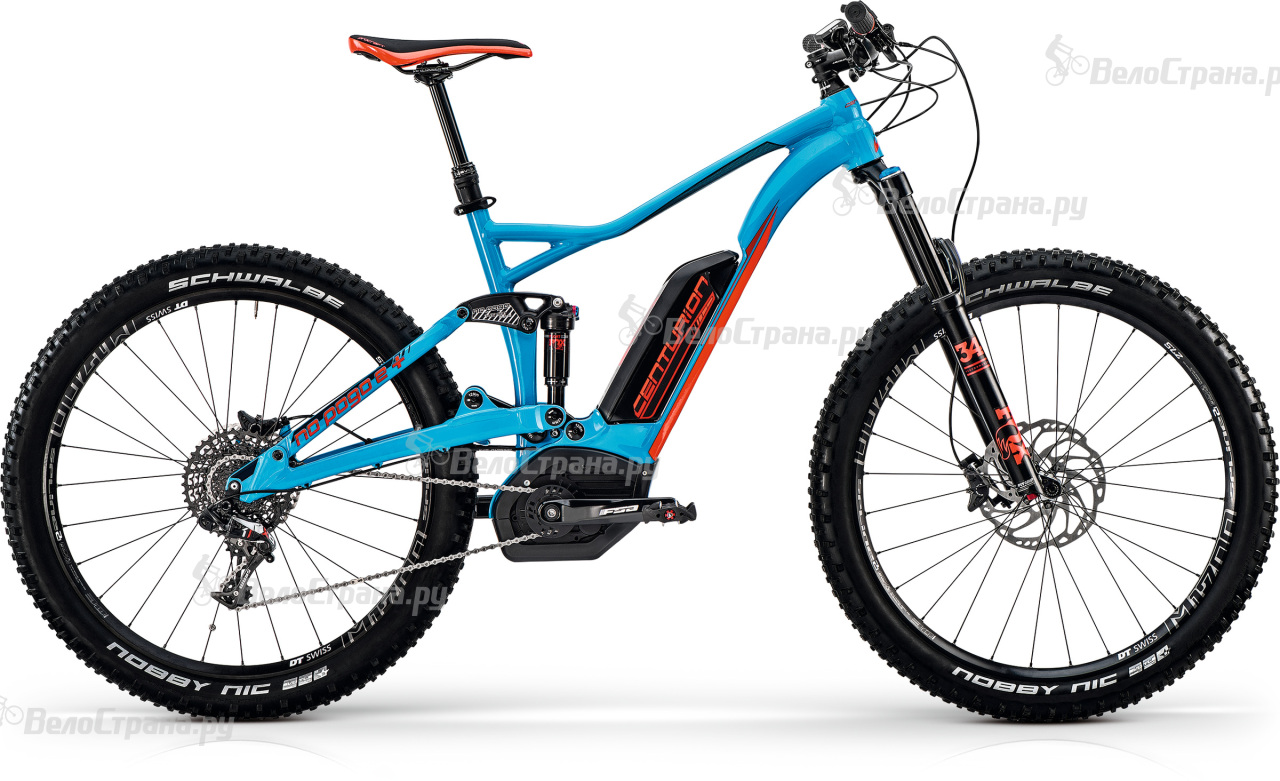 Велосипед Centurion No Pogo E 2000.27+ (2017)