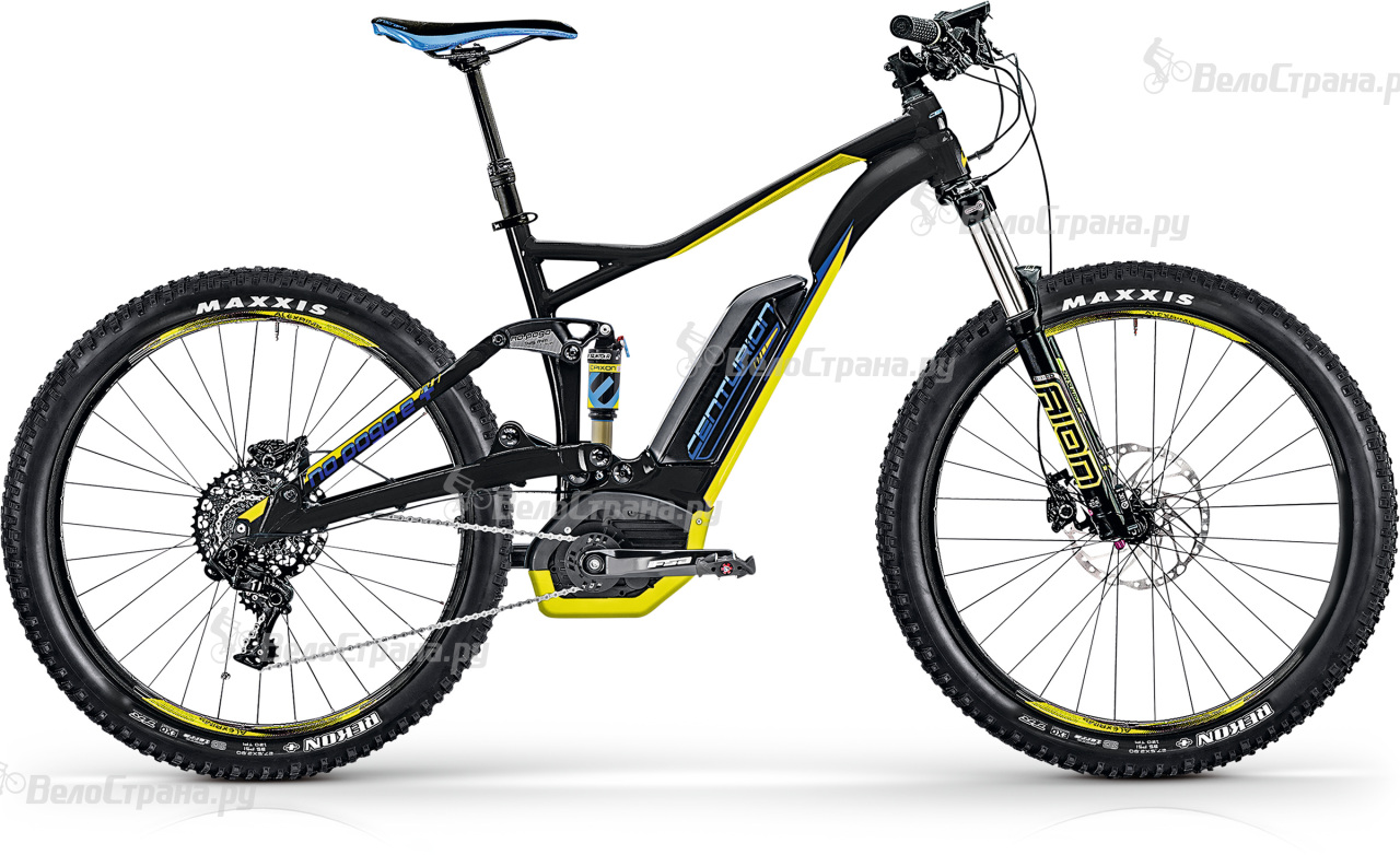 Велосипед Centurion Lhasa E 600.29 (2017)