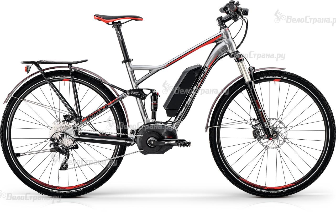 Велосипед Centurion Lhasa E 600.29 EQ (2017)