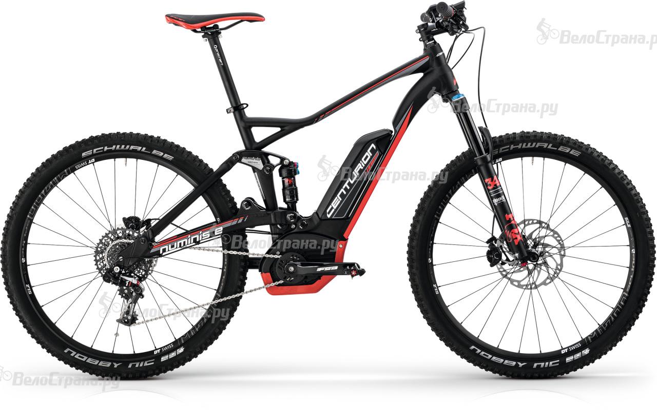 Велосипед Centurion Numinis E 2000.27 DX (2017) велосипед centurion e co 408 coaster 2017