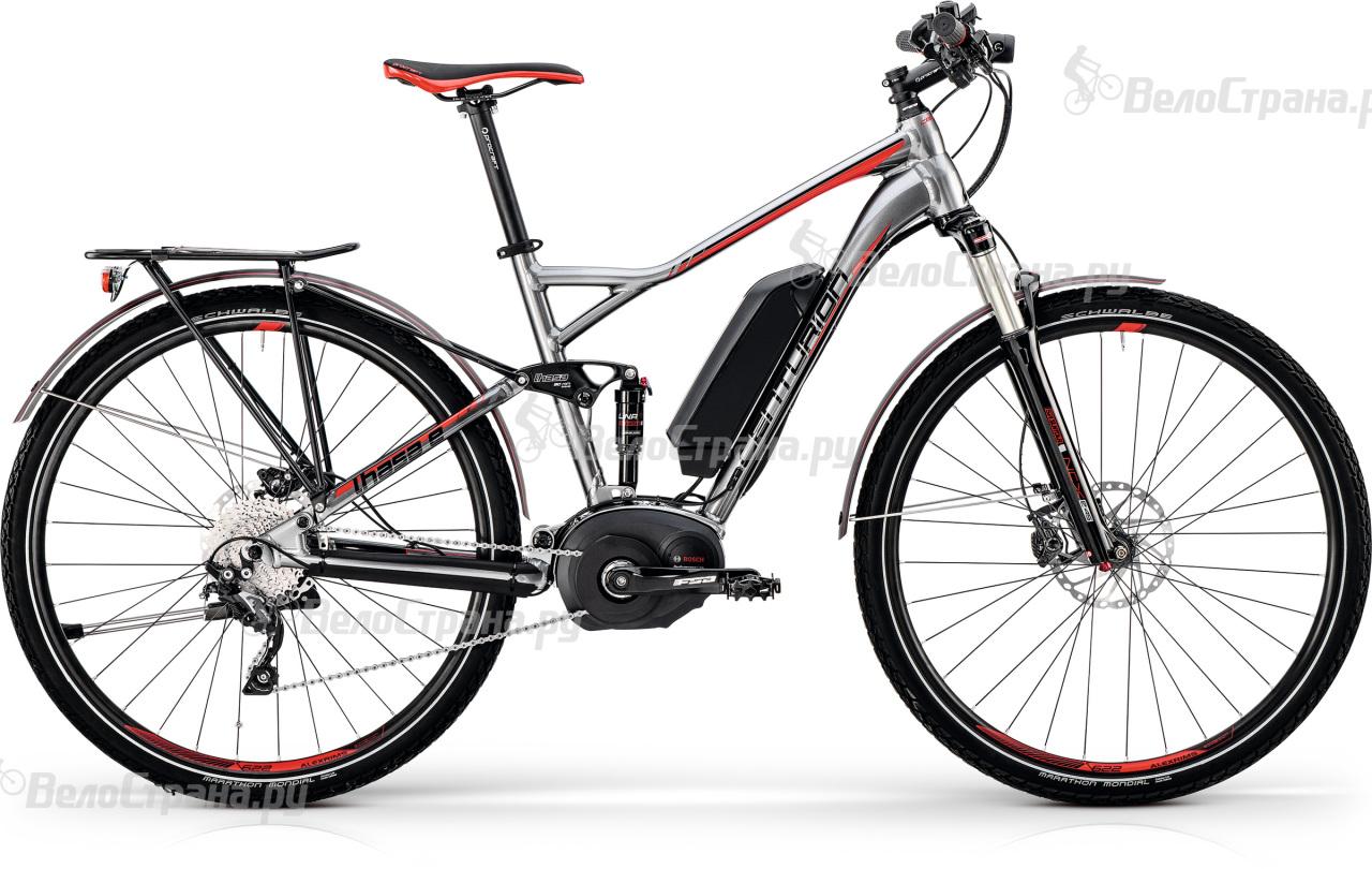 Велосипед Centurion Lhasa E 600.29 EQ DX (2017)