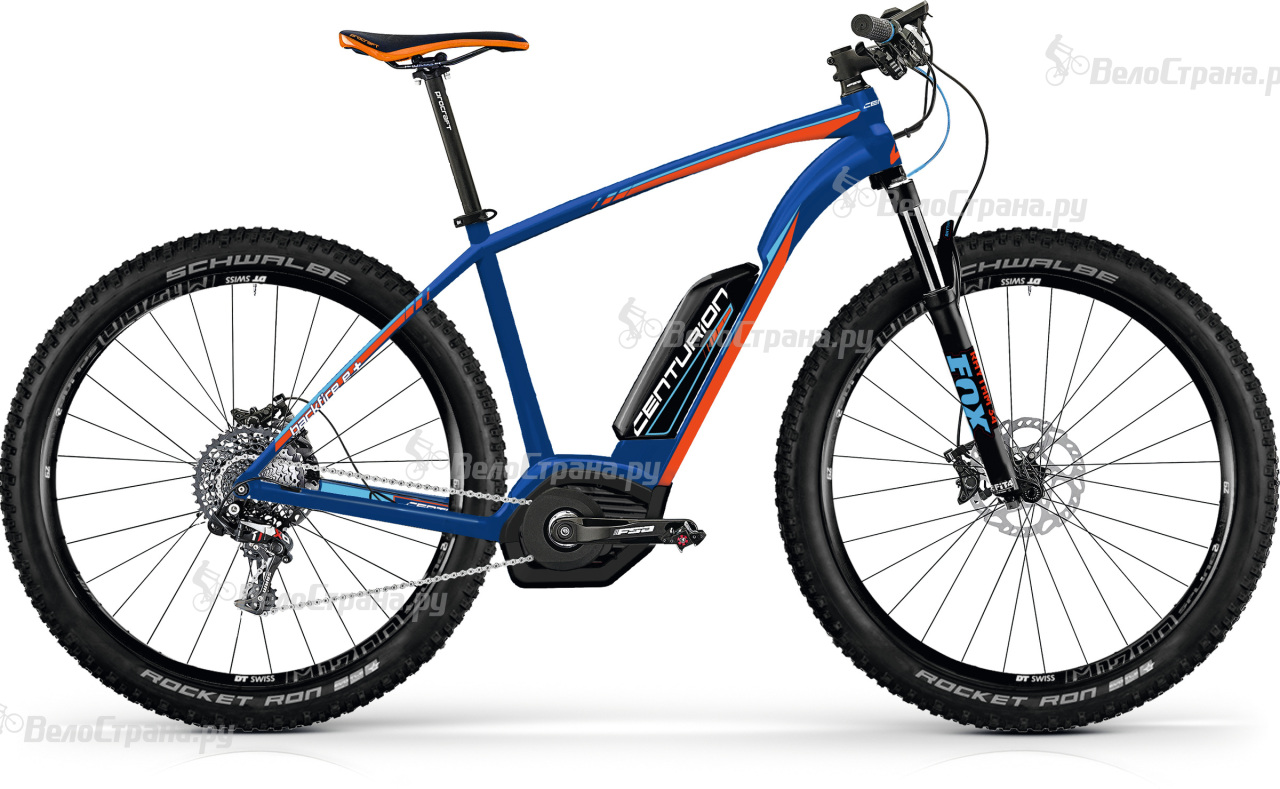 Велосипед Centurion Backfire E 2000.27+ (2017)