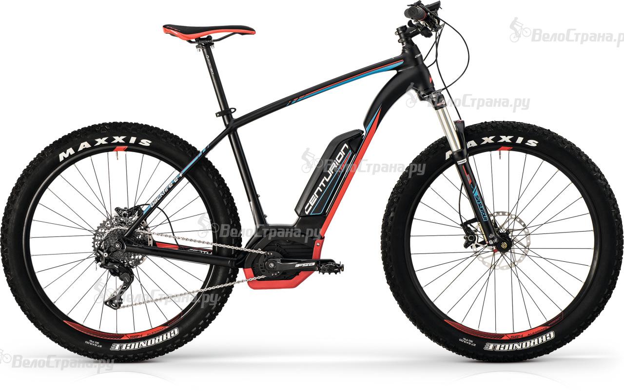 Велосипед Centurion Backfire E 600.27+ (2017)