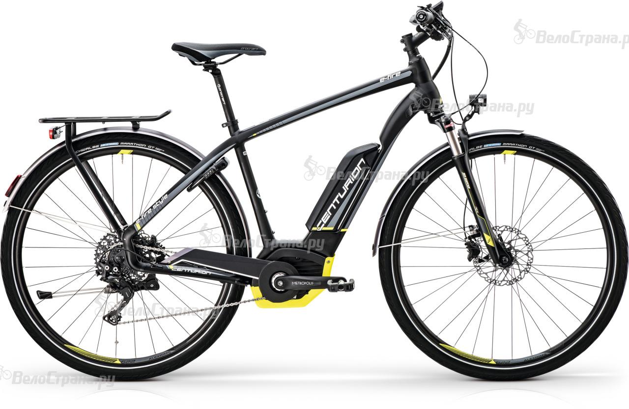 Велосипед Centurion E-Fire Style 511 (2017)