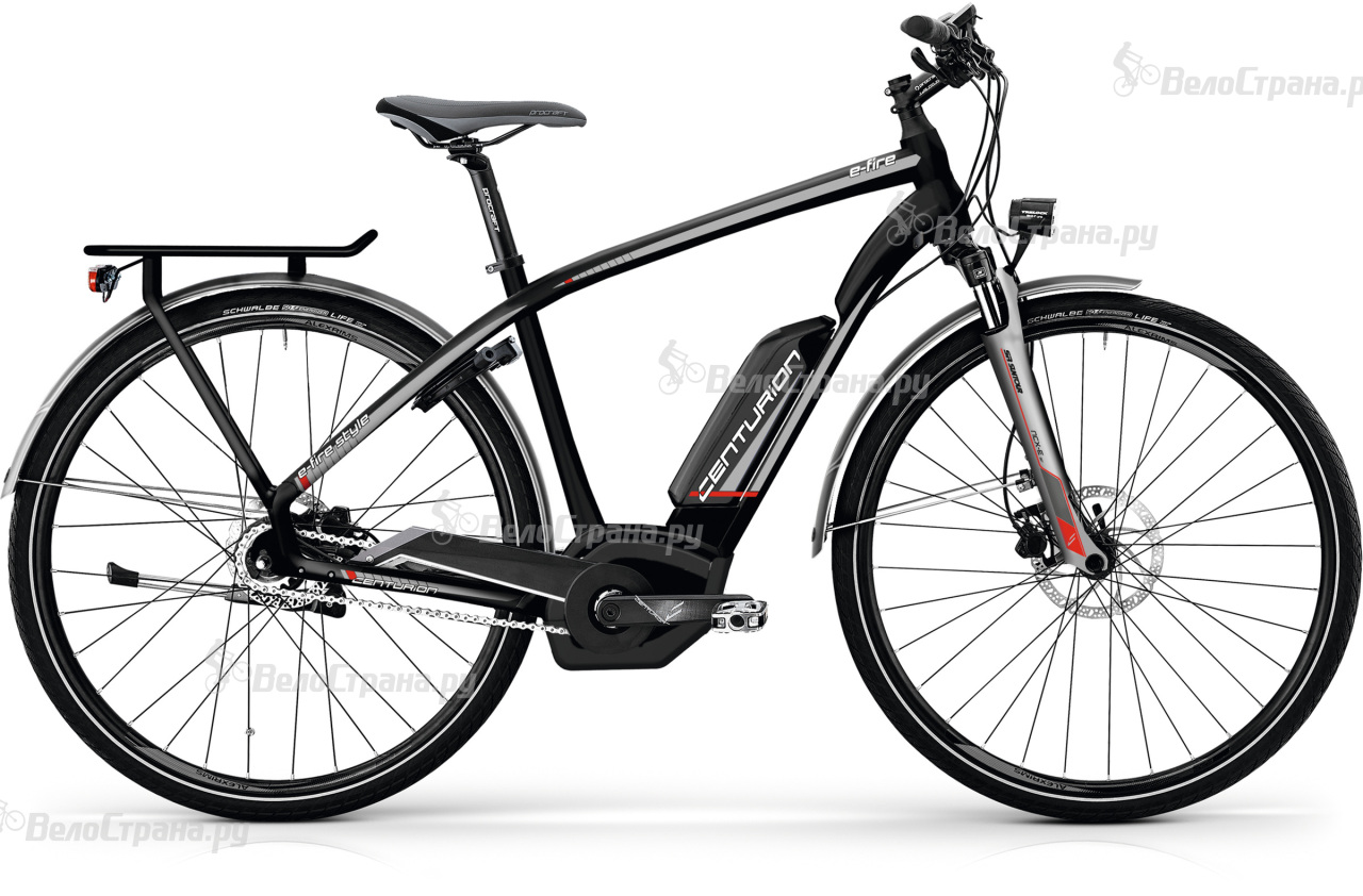 Велосипед Centurion E-Fire Style 500 (2017)