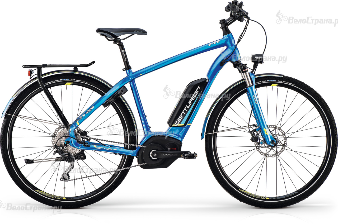 Велосипед Centurion E-Fire Style 510 (2017)
