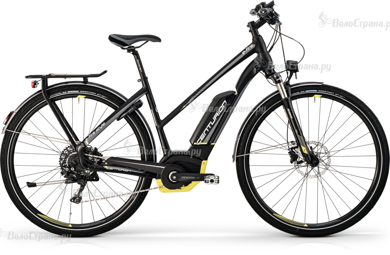 Велосипед Centurion E-Fire Style Tour 511 (2017)