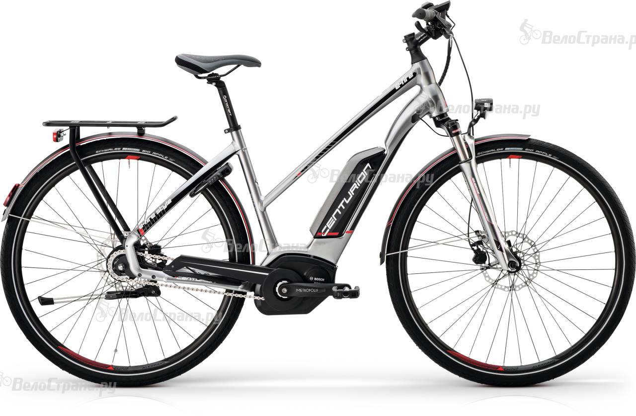 Велосипед Centurion E-Fire Style Tour 508 (2017)