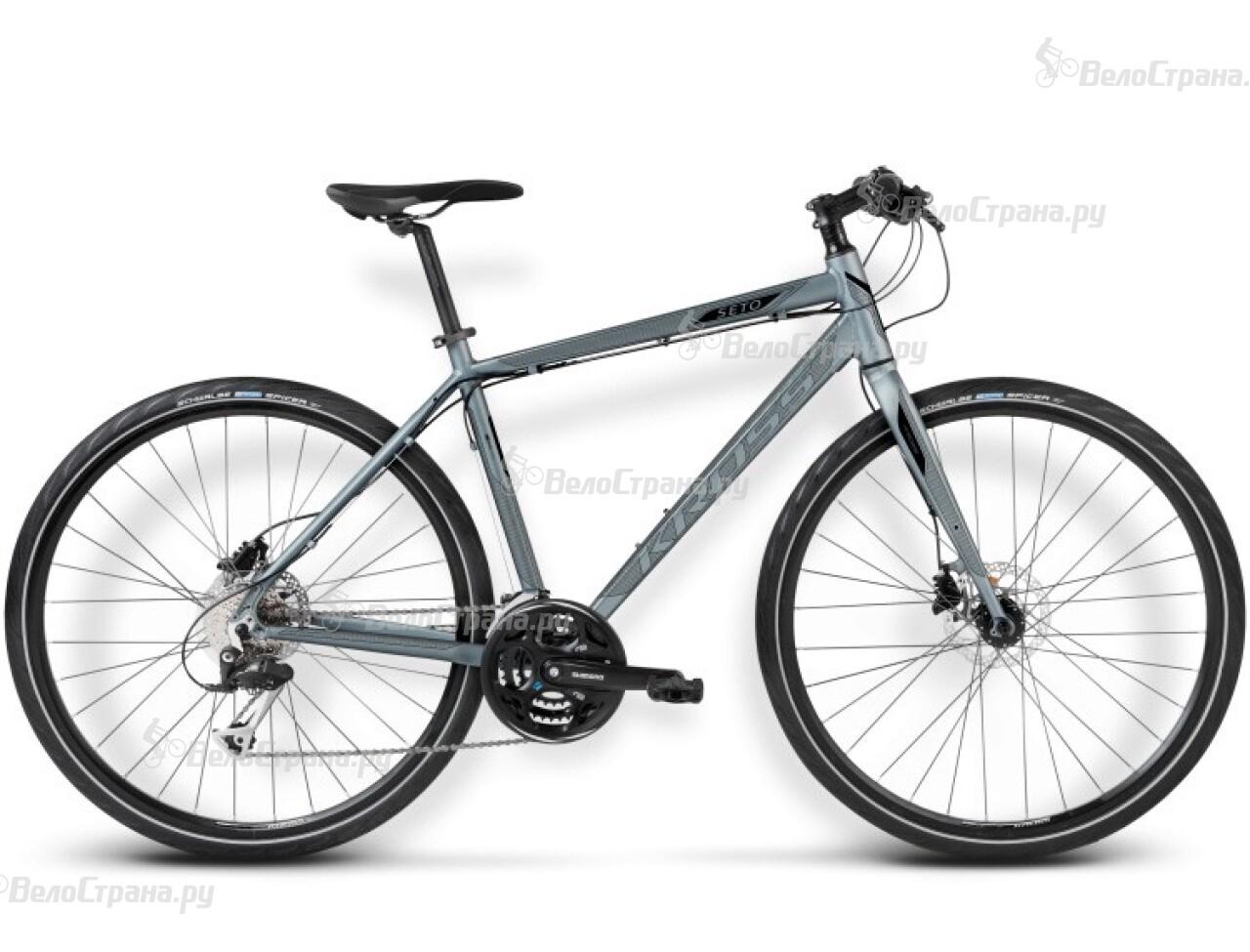 Велосипед Kross SETO (2016) цена