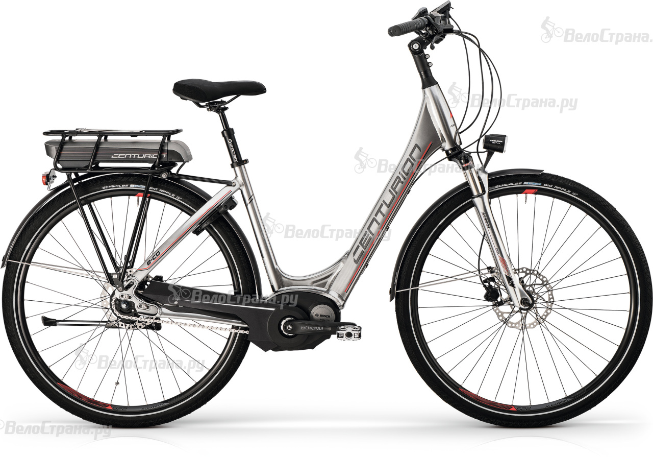 Велосипед Centurion E-Co 408 (2017)