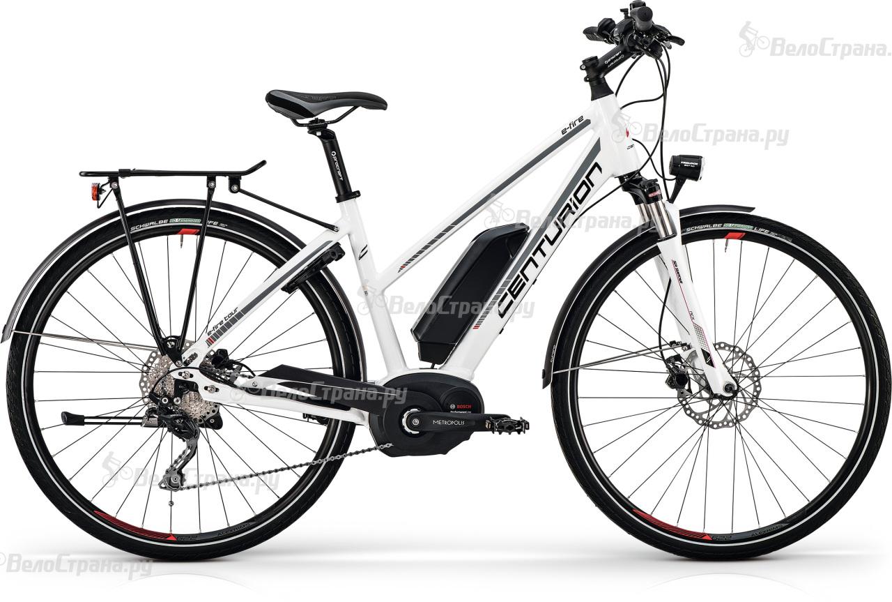 Велосипед Centurion E-Fire Tour 510 (2017)