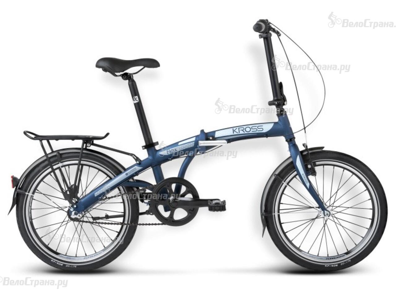 Велосипед Kross FLEX 3.0 (2016) велосипед kross flex 2 0 2015