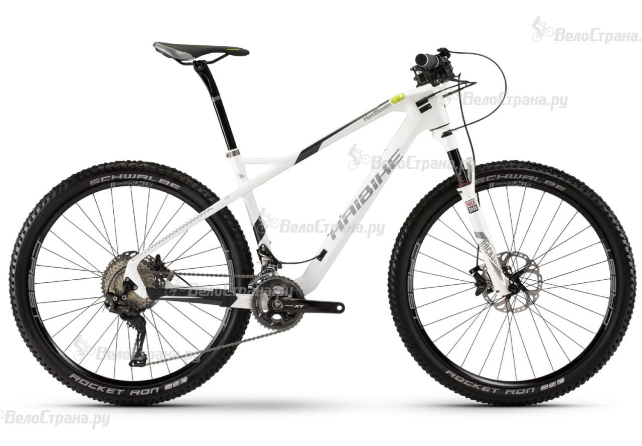 Велосипед Haibike Greed HardSeven 6.0 (2017) велосипед haibike greed sl 26 2013