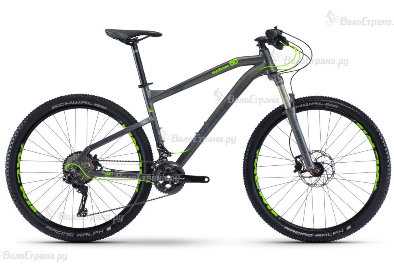 Велосипед Haibike Seet HardSeven 6.0 (2017) велосипед haibike seet race 2 0 2017