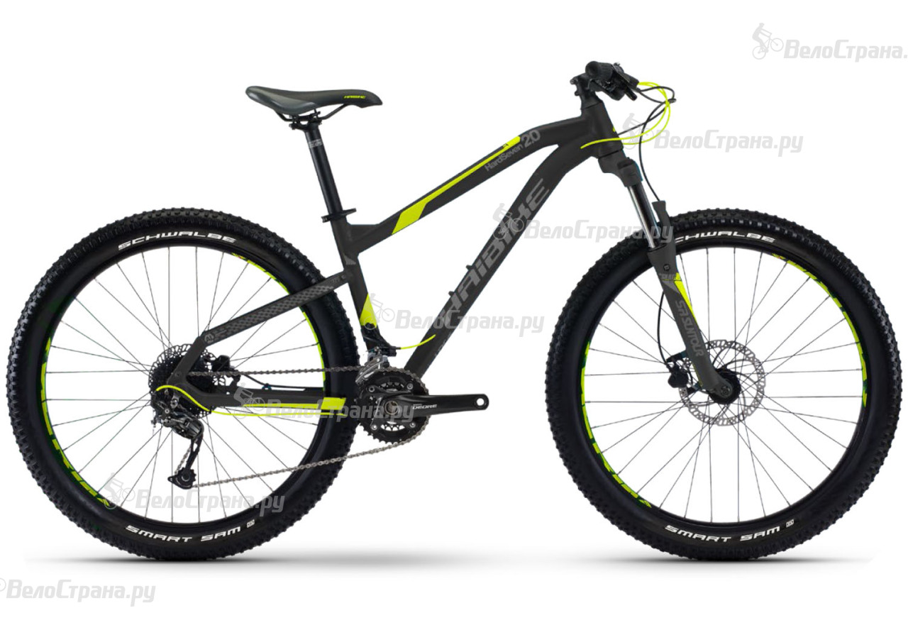 Велосипед Haibike Seet HardSeven Plus 2.0 (2017)