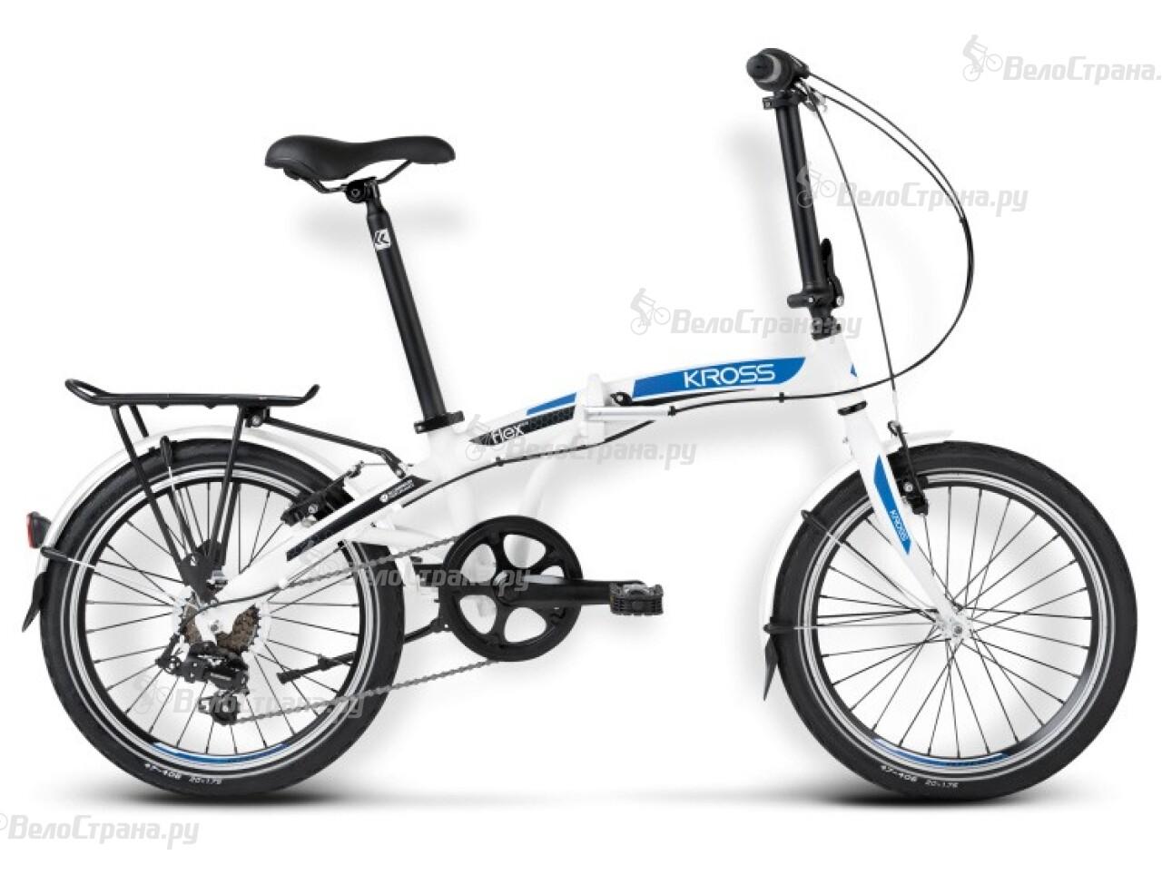 Велосипед Kross FLEX 2.0 (2016) велосипед kross flex 2 0 2015
