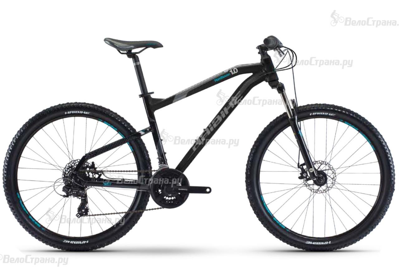 Велосипед Haibike Seet HardSeven 1.0 (2017)