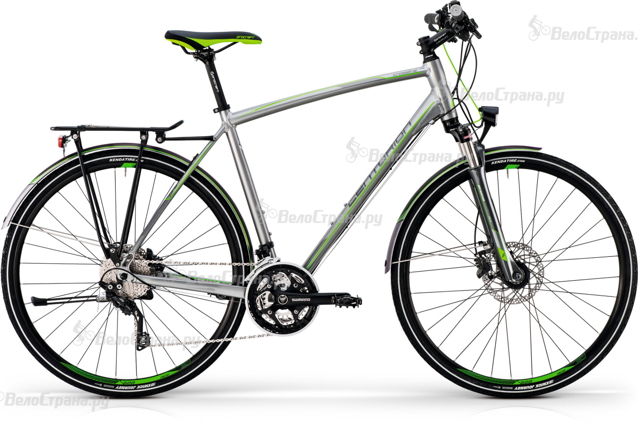 Велосипед Centurion Cross Line Pro 600 EQ (2017)