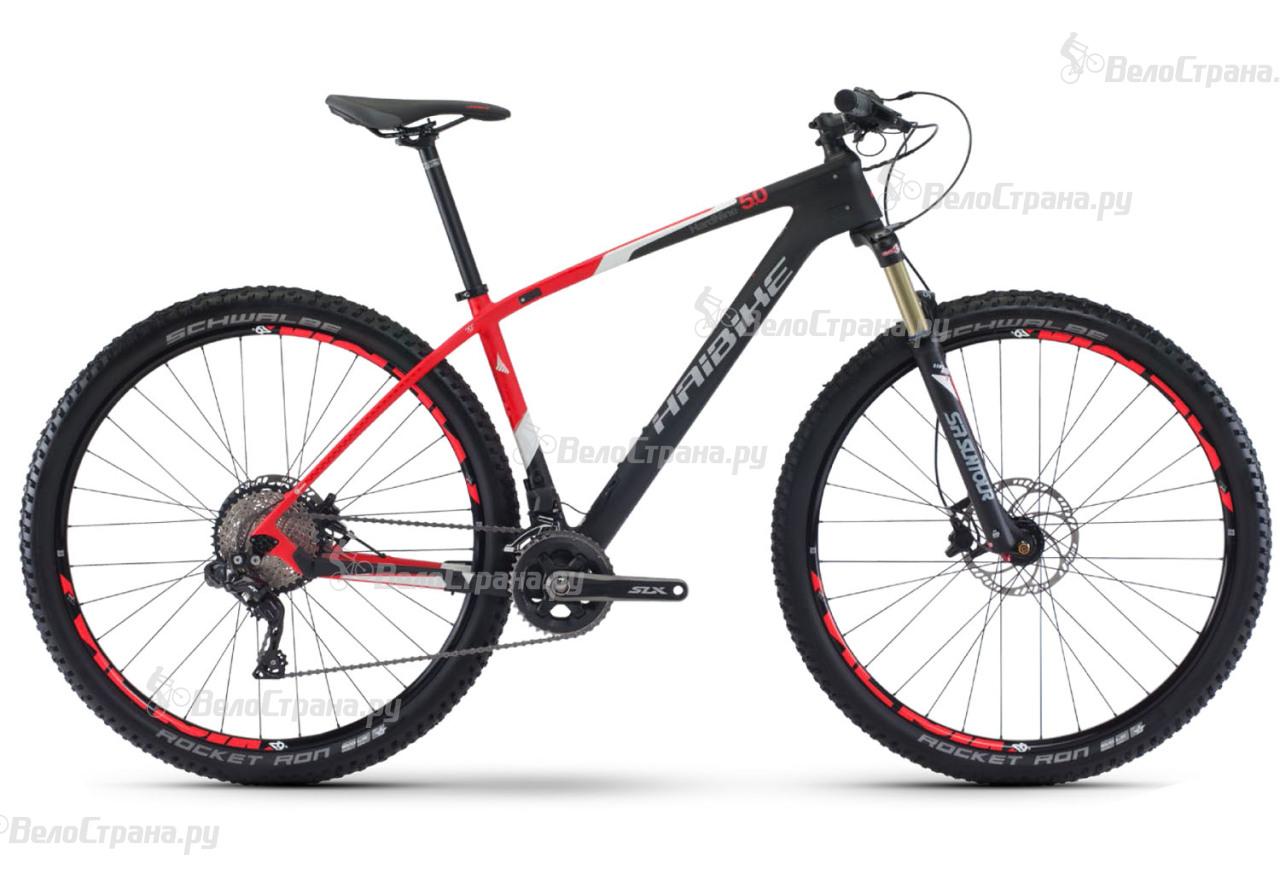 Велосипед Haibike Greed HardNine 5.0 (2017)