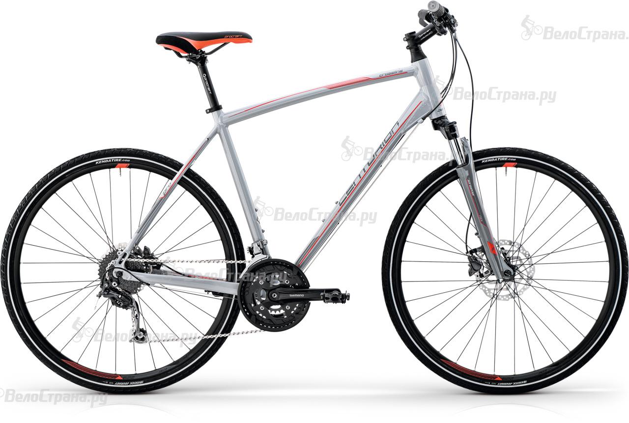 Велосипед Centurion Cross Line Pro 400 (2017)