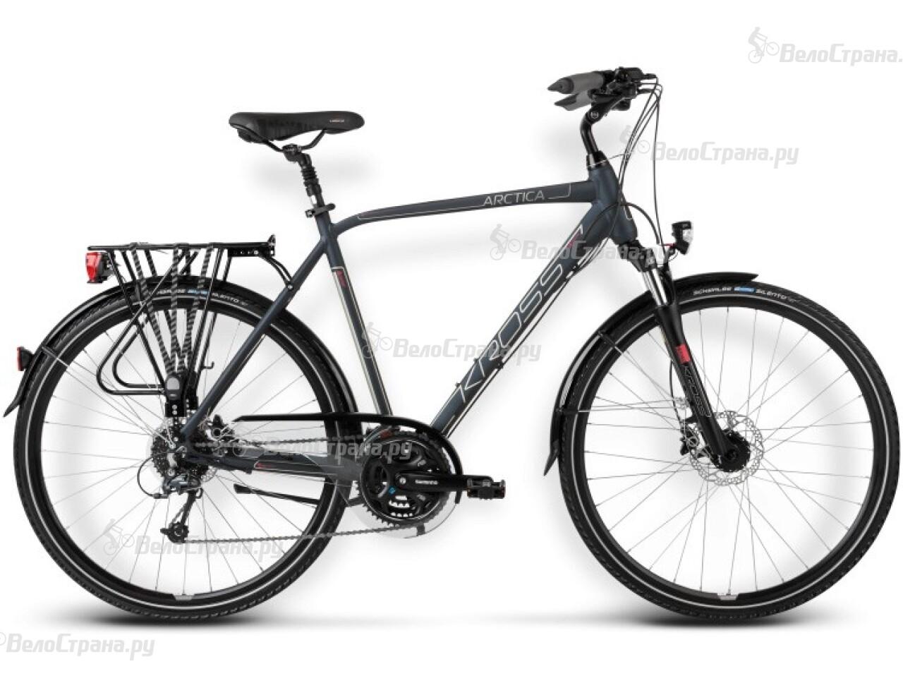 Велосипед Kross TRANS ARCTICA (2016)