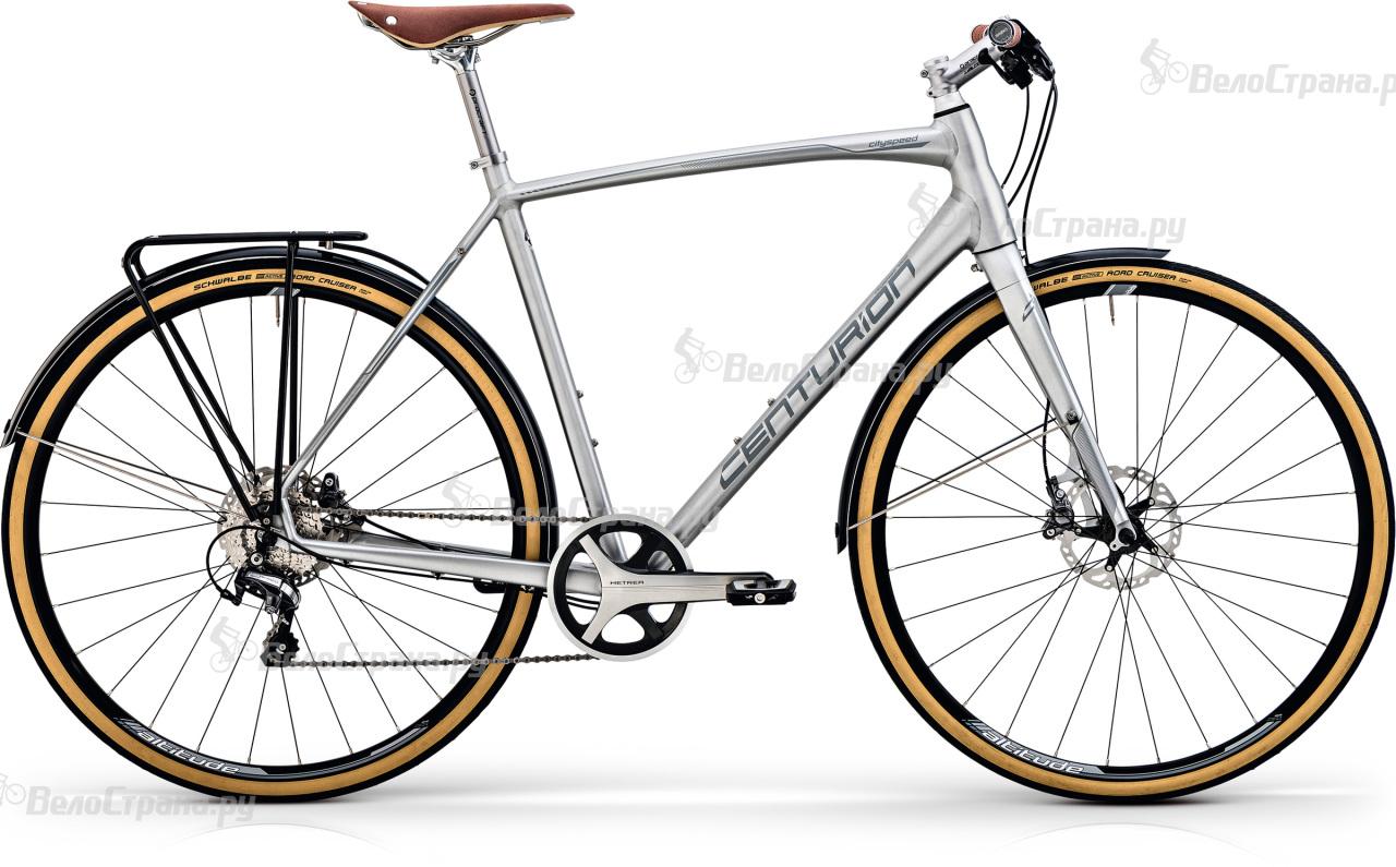 Велосипед Centurion City Speed Disc 1000 EQ (2017) велосипед centurion city speed 8 eq tour 2017