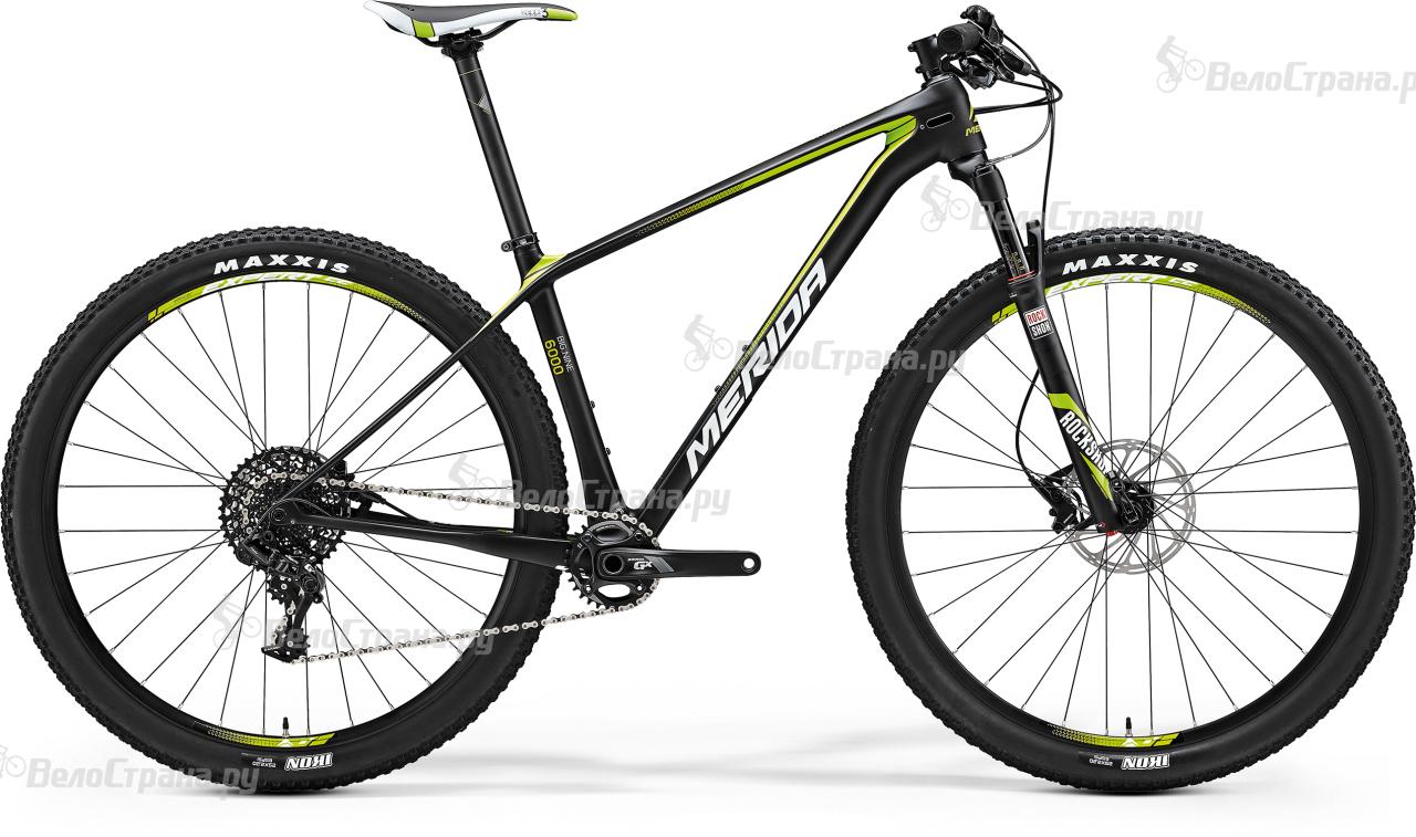 Велосипед Merida Big.Nine 6000 (2017)