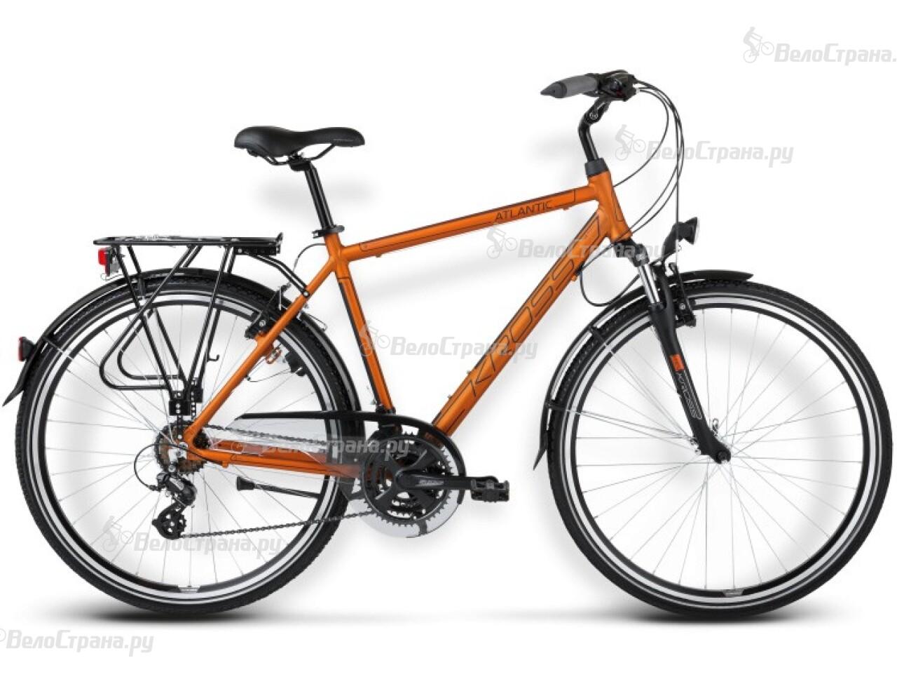 Велосипед Kross Trans Atlantic (2016)