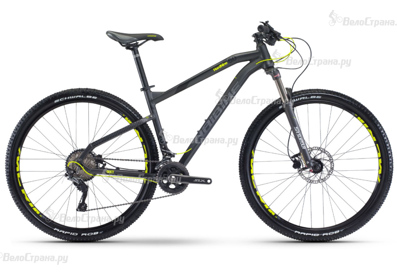 Велосипед Haibike Seet HardNine 5.0 (2017)