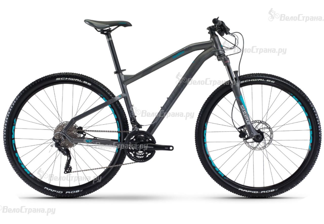 Велосипед Haibike Seet HardNine 4.0 (2017)