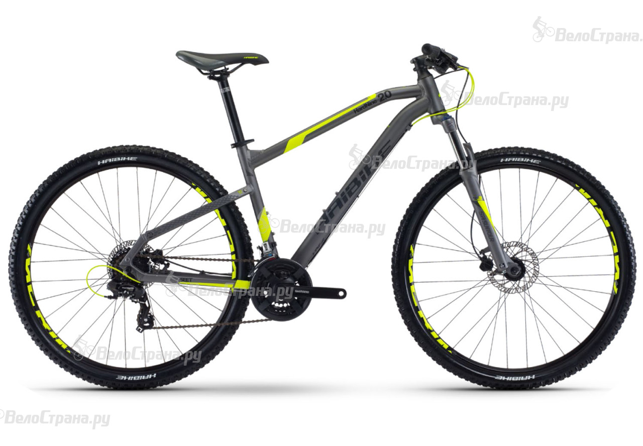 Велосипед Haibike Seet HardNine 2.0 (2017)