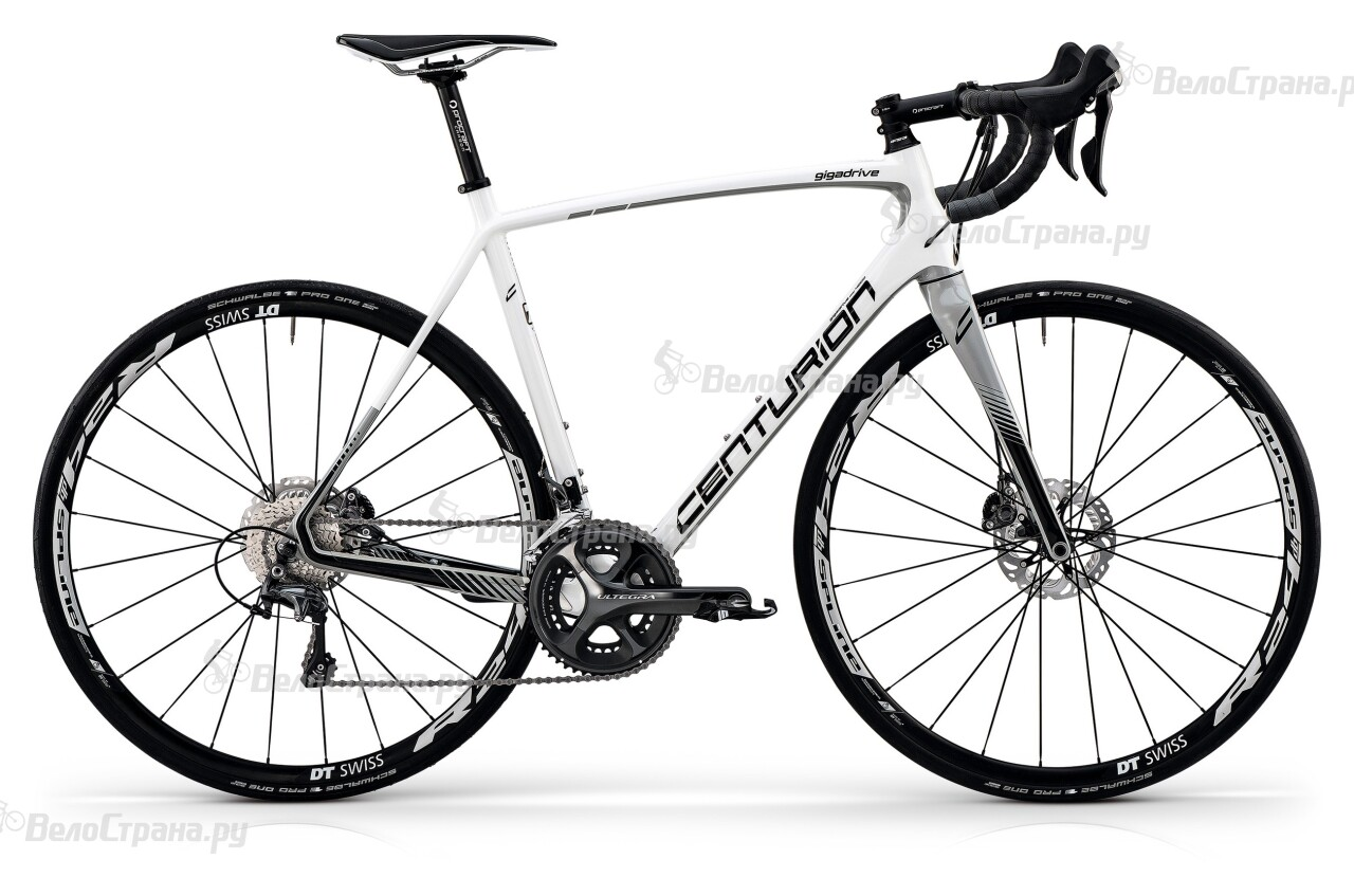 Велосипед Centurion Gigadrive disc 4000 (2017)