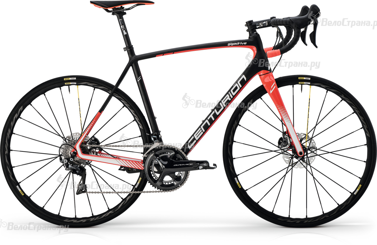 Велосипед Centurion Gigadrive Disc Team (2017)